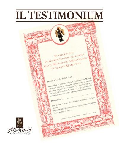 Testimonium e piuma poster-1